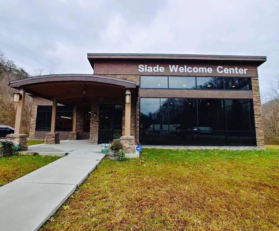 Slade Welcome Center